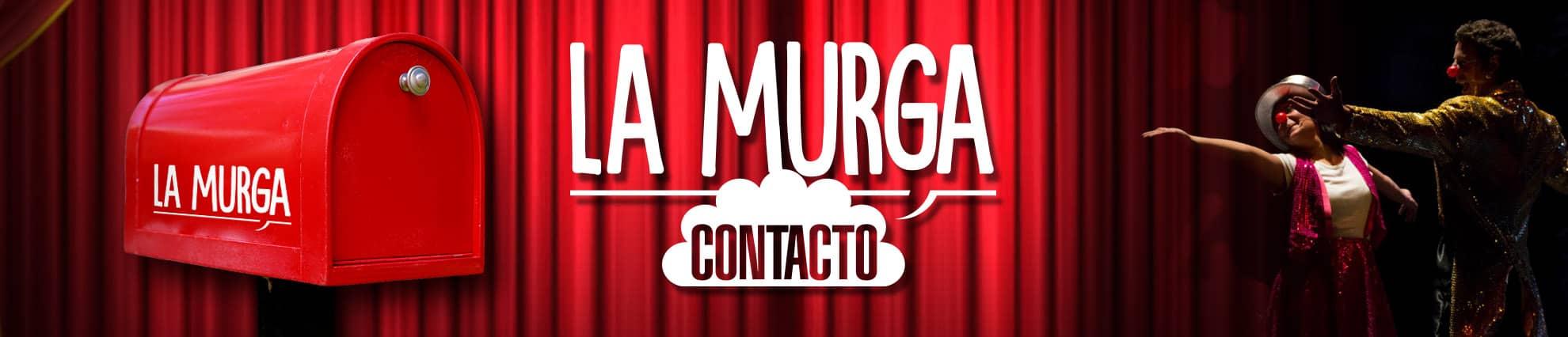 Contacto La Murga Teatro